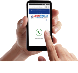 click to call Leon Valley Locksmith Pros